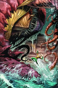 Aquaman 27 cover