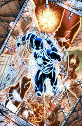 The Flash Annual New 52