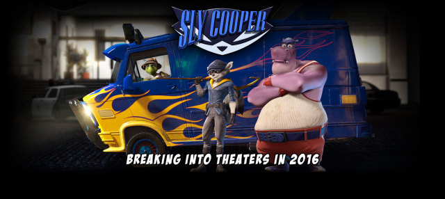 sly cooper movie 1