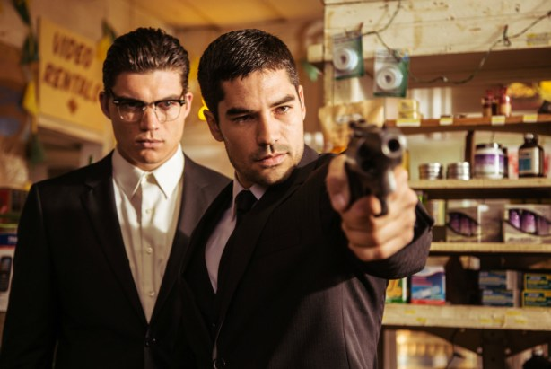 the gecko brothers from dusk til dawn tv show