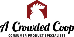 A Crowded Coop logo