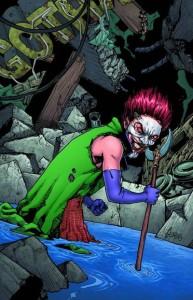 Batman Jokers Daughter 1 cover