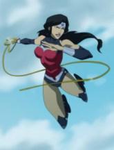 Justice League War Wonder Woman