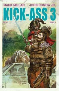 Kick Ass 3 6 cover