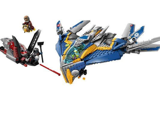 LEGO Guardians of the Galaxy 01