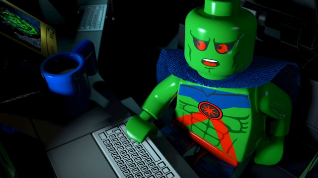 LEGO Martian Manhunter