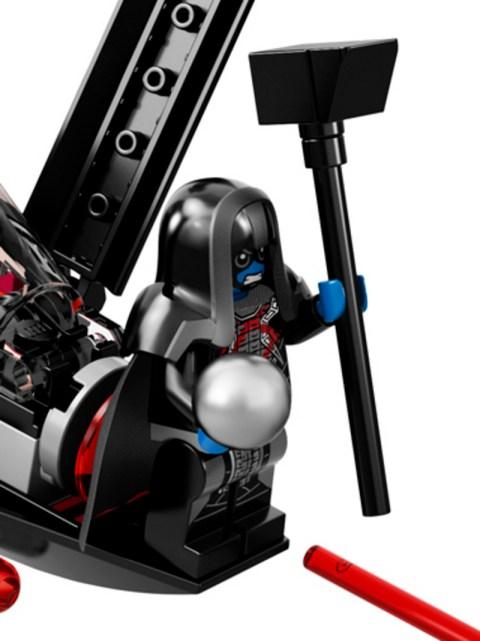 Ronan LEGO Guardians of the galaxy