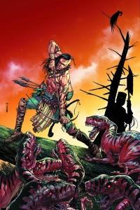 Turok Dinosaur Hunter 1 cover