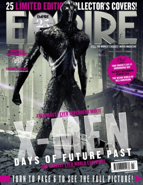 X Men Days of Future Past Sentinel 02