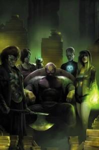 Avengers Undercover 1