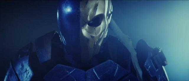 Deathstroke Arkham Asylum Fan Film 01