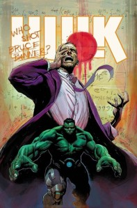 Hulk 1 cover