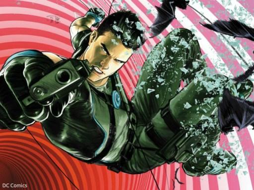 Nighting Grayson DC Comics