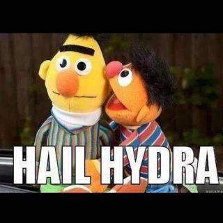 Sesame Street Hail Hydra