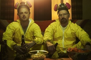 breaking bad jesse and walter jumpsuits