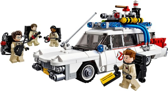 LEGO Ideas Ghostbusters Ecto-1