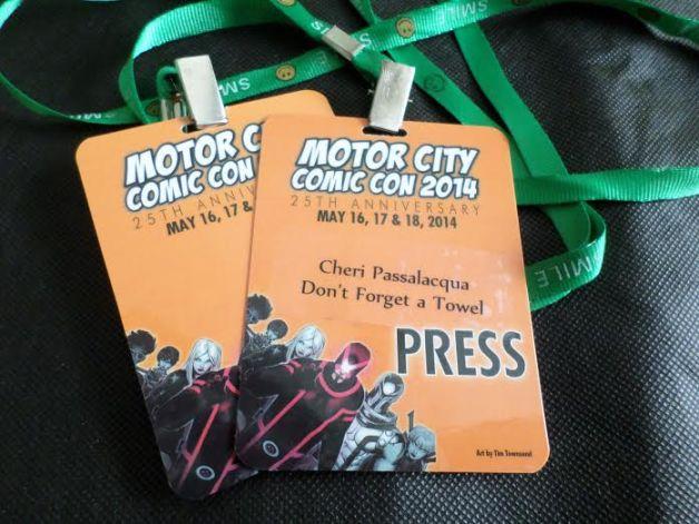 Motor City Comic Convention 09