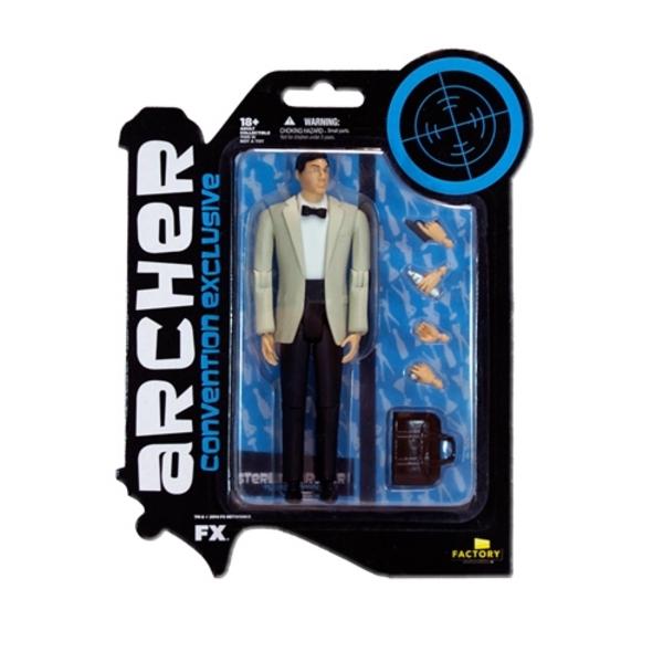 Archer SDCC exclusive action figure