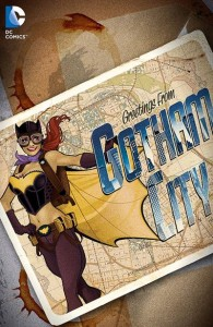 Batgirl 32 Bombshel variant cover