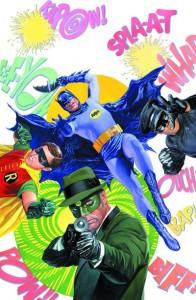 Batman 66 Green Hornet 1 cover