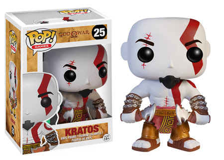 Funko Kratos God of War POP