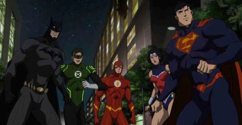 Animated Justice League