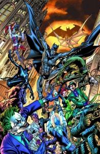 Batman 33 variant cover