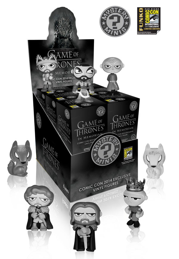 Funko SDCC Mystery Minis 01