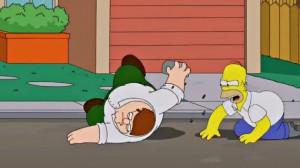 Homer v Peter