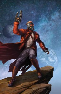 Legendary Star Lord 1 cover