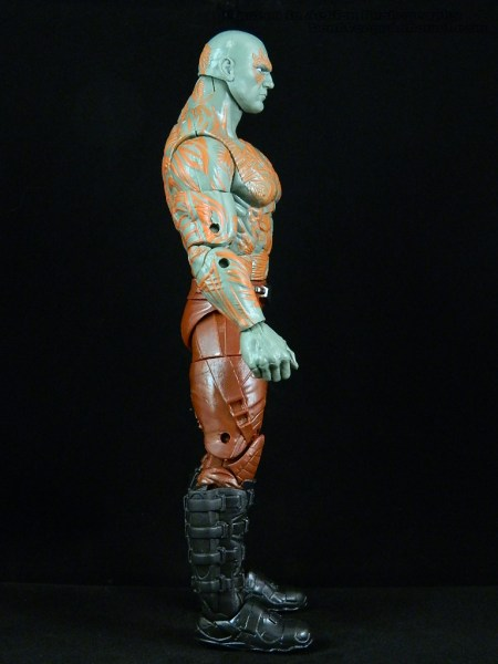 Marvel Legends Guardians of the Galaxy Drax 02