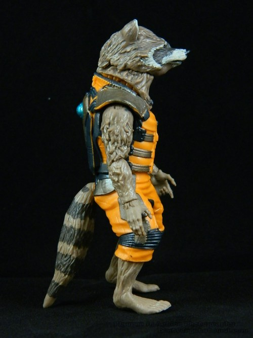 Marvel Legends Guardians of the Galaxy Rocket Raccoon 04