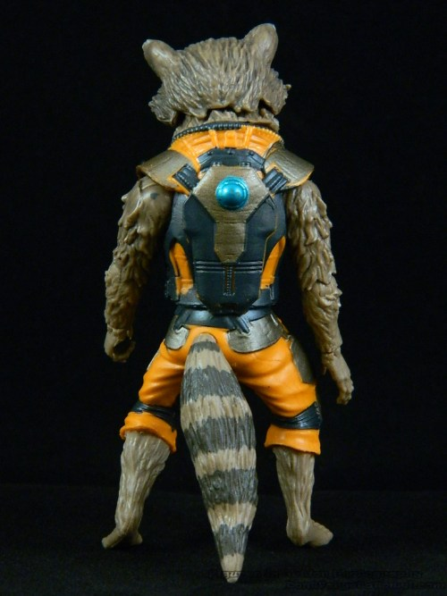 Marvel Legends Guardians of the Galaxy Rocket Raccoon 05