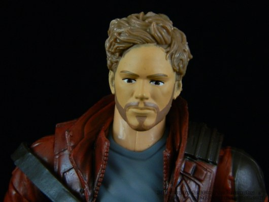 Marvel Legends Guardians of the Galaxy Star Lord 07