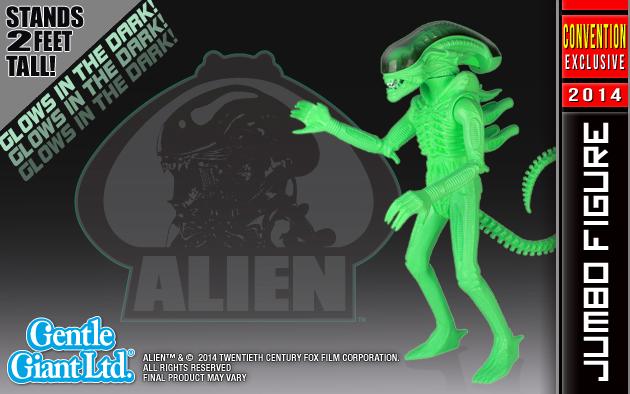 SDCC Gentle Giant Alien