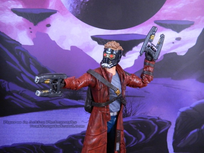 Star Lord Guardians of the Galaxy Marvel Legends
