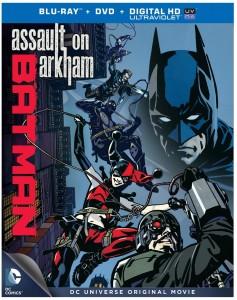 Batman- Assault on Arkham