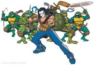 Casey Jones Teenage Mutant Ninja Turtles