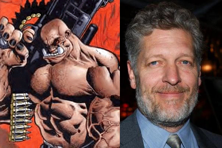 Clancy Brown The General Flash