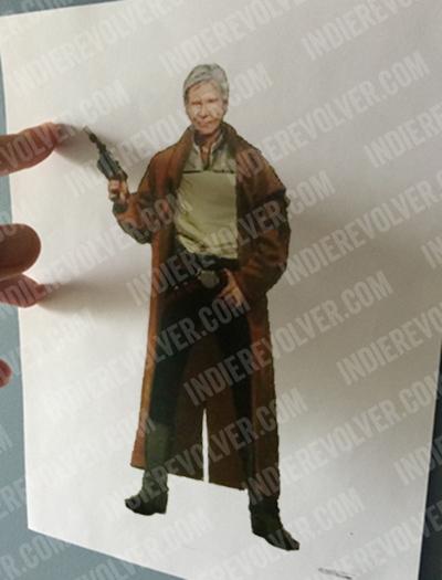 Han Solo concept art 01