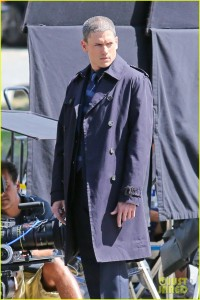 Wentworth Miller Captain Cold The Flash