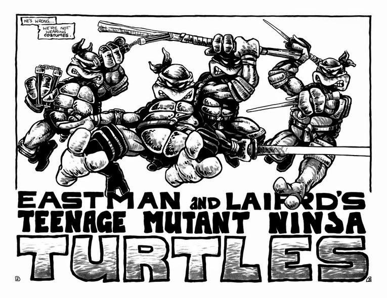 teenage mutant ninja turtles ultimate visual history 3