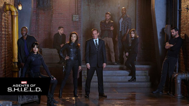 Agentsof SHIELD season 2 cast photo