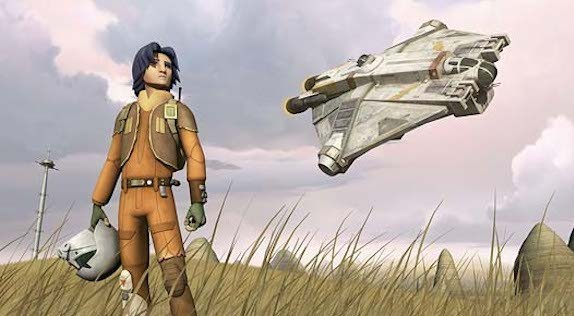 Ezra Star Wars Rebels