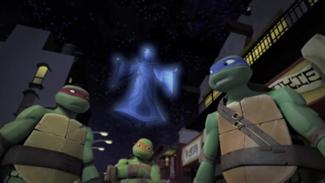 TMNT A Chinatown Ghost Story