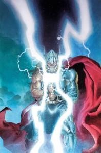 Thor God of Thunder 25