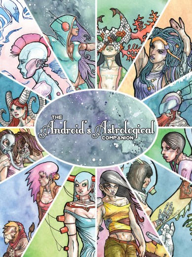 Anroid Astrological Companion book