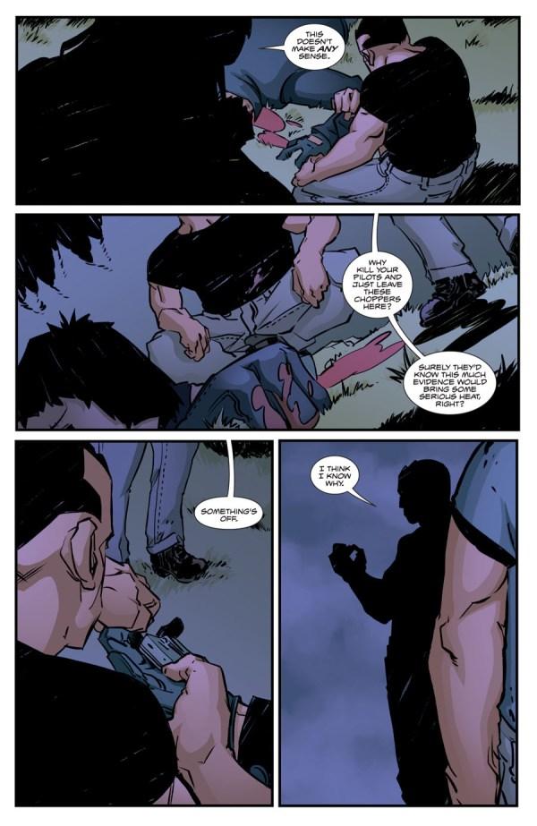 12 Gauge Comics Ice Critical Mass 3 05