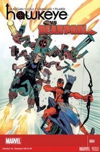 Hawkeye Deadpool 4
