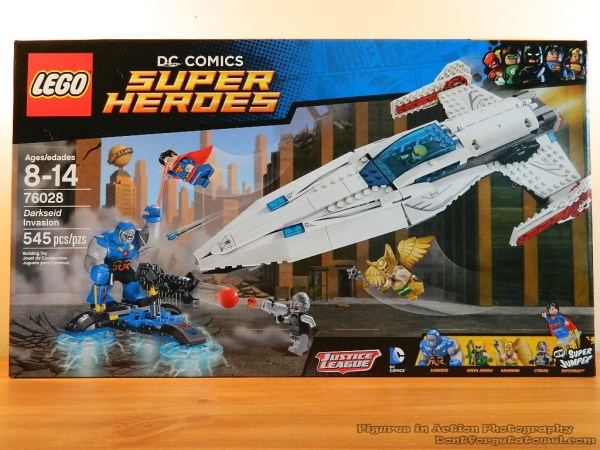 LEGO Darkseid Invasion 01
